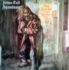 Jethro Tull - Aqualung (Vinyl, LP, Album) at Discogs  1971 [reissue 1977]/gatefold