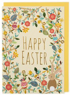print & pattern: EASTER 2016 - paperchase Easter Illustration, Paperchase, Easter Holidays, Print Patterns, Floral Patterns, Nature Prints, Kids Prints, Novelty Print, Birthday Cards