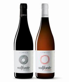 Ludovico Suffonte Wine on Packaging of the World - Creative Package Design Gallery #taninotanino #vinosmaximum