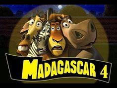 Мадагаскар-4 | прохождения игры 2016