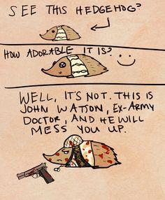 Thank you, fandom. #Sherlock