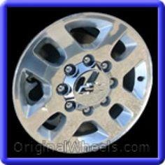 Chevrolet Silverado 2015 Wheels & Rims Hollander #5701  #Chevrolet #Silverado #ChevySilverado #2015 #Wheels #Rims #Stock #Factory #Original #OEM #OE #Steel #Alloy #Used