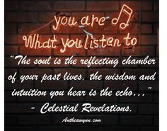 """Have you ever wondered where #wisdom and #intuition come from? Perhaps your #soul is trying to tell you something..."" - Celestial Revelations. Books By Spirits @ http://antheawynn.com/"