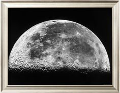 The Moon Photographic Print by Stocktrek Images at Art.com