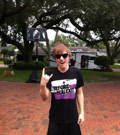 Before You Exit: Connor McDonough Disney Music, My Prince, T Shirts For Women, My Favorite Things, Bands, Cute, Singers, Tops, Pictures