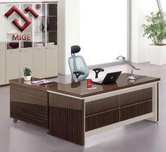 Modern Executive Desk Office Table Design $100~$200