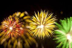 Съемка на длинной выдержке: яркие и динамичные кадры праздничного салюта