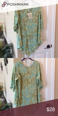 NEW! Lost River Clothing Co. V-Neck Blouse NEW! W/Tag! Lost River Clothing Co. V-Neck Blouse-Size XL-Never Worn, & is in Excellent Condition... Tops Blouses