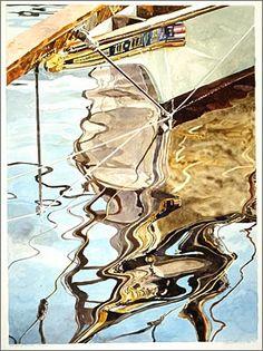 Marc Castelli Jay Dee log canoe