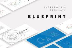 Free Blueprint Infographic Template