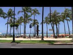 HAWAII | A Day on Waikiki Beach |  A day on Honolulu, Hawaii's Waikiki Beach set to the music of Hawaii Five-0. | http://newsocracy.tv
