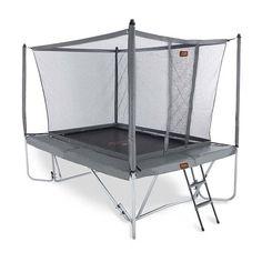 Avyna Pro-Line 3x2,55m suorakaidetrampoliini turvaverkolla #trampoliini #suorakaidetrampoliini #avyna #pihaleikit #kesä2016