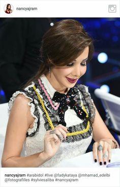 Nancy Ajram, Arab Celebrities, Celebs, Arab Actress, Arabian Beauty, Valentine Gifts, Hair Beauty, Mens Fashion, Style Fashion