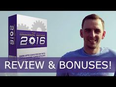 The Commission Machine 2016 Review & Bonuses