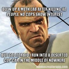 GTA V Logic...