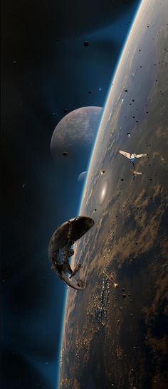 Space Future: http://futuristicnews.com/category/future-space/