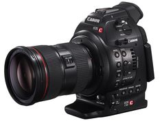 Canon announces EOS C100 professional video camera: Digital Photography Review