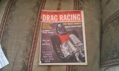 DRAG RACING APRIL 1965
