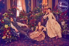 'Outlander': See the first Fraser family portrait — Entertainment Weekly Outlander Season 4, Serie Outlander, Outlander Casting, Sam Heughan Outlander, Outlander News, Outlander Fan Art, Outlander Quotes, Diana Gabaldon Outlander, True Blood