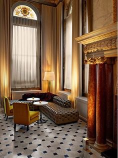 Habitually Chic®: Chic in London: Edition Hotel