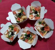 West Coast Seafood Poutine