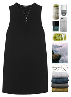 """""""Grapes"""" by akp123 ❤ liked on Polyvore featuring Joseph, ferm LIVING, Butter London, Sam Ubhi and Nails Inc."""