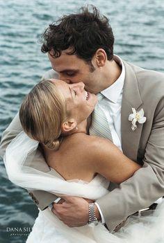 Preppy Wedding on Cape Cod | Dana Siles Photography on @classicbride via @aislesociety