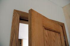 Oak veneered Door Lining and Architravw