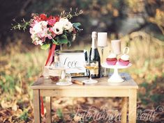 ROMANTIC ANNIVERSARY STYLED SHOOT by Vinscena at Intertwined Events
