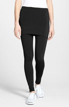 Splendid Skirted Leggings available at #Nordstrom