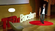 The social coin: Ivan Caballero at TEDxBarcelona