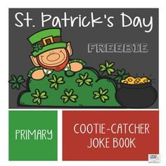 Enjoy this St. Patrick's Day Freebie from I Heart Grade 3!