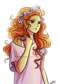 Juniper!! I feel like she forgotten a lot-which is sad cause she's awesome!