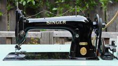 UCanSew2: Singer 31K15