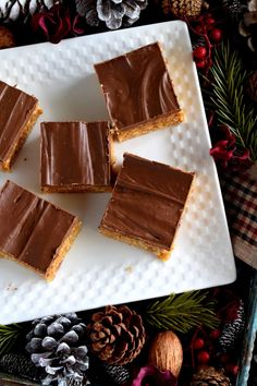 Newfoundland Five Star Cookie Bars - Lord Byron's Kitchen Star Cookies, Yummy Cookies, Holiday Baking, Christmas Baking, Christmas Cookies, Butter Tart Squares, Butter Tarts, Cookie Bars, Cookie Recipes