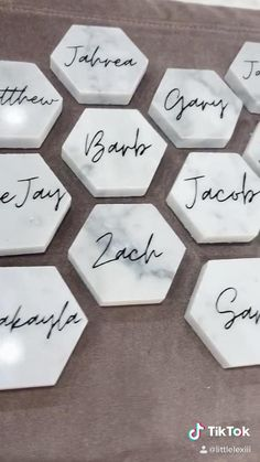 Wedding Name, Wedding Goals, Fall Wedding, Our Wedding, Wedding Planning, Dream Wedding, Diy Wedding Place Cards, Outdoor Wedding Inspiration, Wedding Ideas