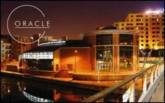 It all began here, 7.30pm Friday at the Waterfront. Or was that the Oracle?