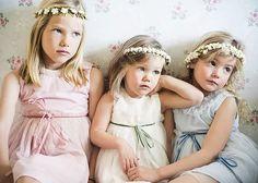 Ropa de niños por encargo especializada en vestidos para ceremonia y Vestidos de Comunión.