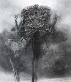 Zdzislaw Beksinski Gallery: Gallery of the year 1983