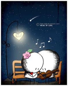Music Of Love by BIGLI-MIGLI.deviantart.com on @deviantART