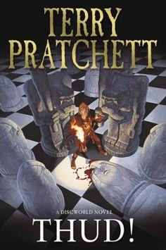 Terry Pratchett (Discworld Novels) Thud!
