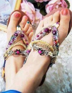 Perfect flip flops