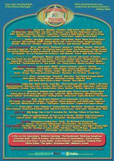 glastonsbury 2014  miles de grupos!