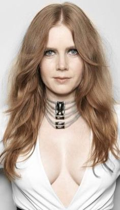 Amy Adams cleavage in a plunging white dress Girl Celebrities, Beautiful Celebrities, Beautiful Actresses, Gorgeous Women, Celebs, Amanda Seyfried, Amy Adams Style, Amy Addams, Actress Amy Adams