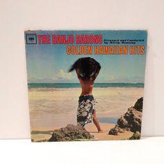 Banjo+Barons+Vintage+Vinyl+Record+Album+Golden+Hawaiian+Hits