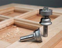 Window Sash Router Bits is part of Router bits - Build Custom Divided Light Windows & Doors With Our Matching Bit Sets Woodworking Software, Router Woodworking, Learn Woodworking, Easy Woodworking Projects, Wood Projects, Youtube Woodworking, Woodworking Basics, Woodworking Videos, Router Projects