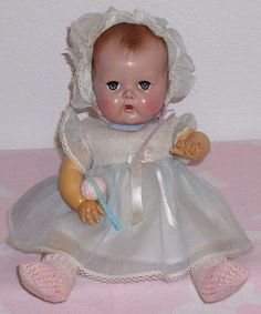 "1950 16"" Tiny Tears Doll"