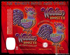 mybeerbuzz.com - Bringing Good Beers & Good People Together...: Tallgrass Brewing - Wooden Rooster 19.2oz Cans