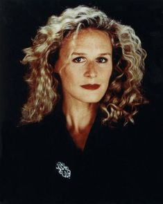 Glenn Close Co-stared in, 'The Big Chill', Face Angles, Glenn Close, Fatal Attraction, Big Chill, Young And Beautiful, Magazine Art, Vintage Movies, American Actress, Actors & Actresses