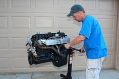 The basics of going through a Jeep 4.0L inline six engine.